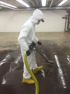 sewage clean up las vegas