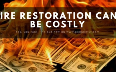 Fire Restoration Can be Costly
