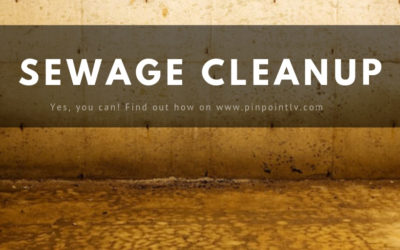 Dealing With Sewage Clean Up